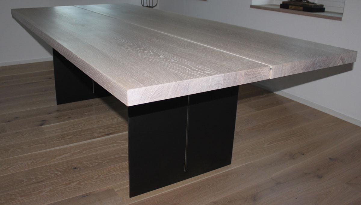tisch eiche massviholz schreinerei rw. Black Bedroom Furniture Sets. Home Design Ideas